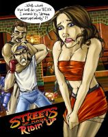Streets of Rage by DavidValdez