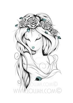 Poetic Gypsy by LouJah