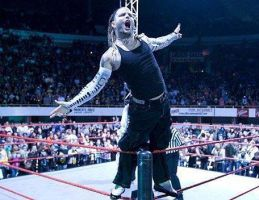 Jeff Hardy by RomRomz