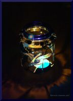 Bird Candle Holder by Bonniemarie