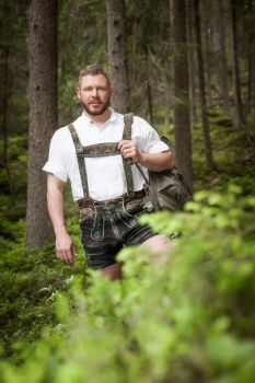 Bavarian Tradition by magann