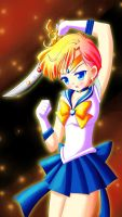 Sailor Uranus by Tetiel