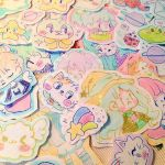 Pastel Stickers by peach-pulp