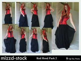 Red Hood Pack 2 by mizzd-stock
