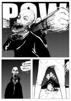 OMG new comic page by mrpip
