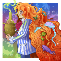 Ponyo- Respect your Father by chelseyholeman