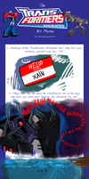 Transformers Animated Meme by Xainra