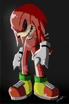 Knux.EXE by SonadowRoxmyWorld