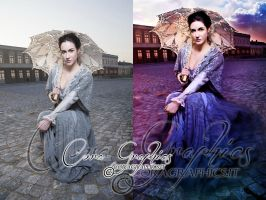 Before and After historical cover by CoraGraphics