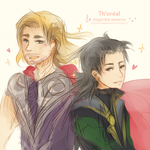 TH'OREAL by Fiveonthe