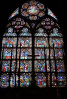 Notre Dame Interior III by deadenddoll-stock
