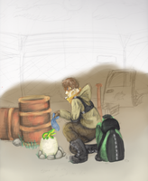 Some of us just wait to die-WIP by telephonehome