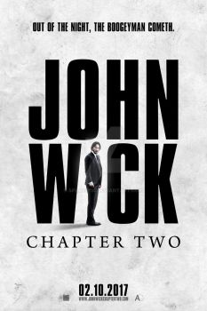 John Wick: Chapter Two by spacer114