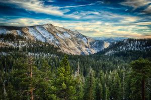Tioga Pass by JForbes1701