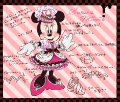 Sweets Minnie mouse by chico-110