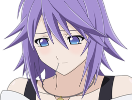Shirayuki Mizore Vector 2 by DarkAnima94