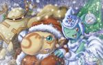 Merry Christmas 2014 by Myaco