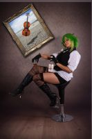 Pokerface Gumi by VisualGoth