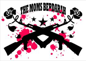 the moms berdarah AK47 by paldipaldi