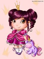 Little Princess Fluffy by LiaSelina