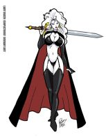 Lady Death  by Inspector97
