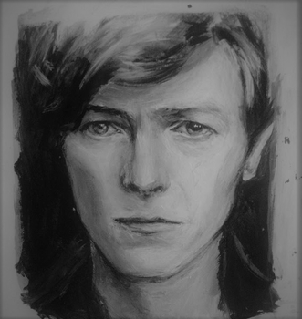 David Bowie by JessicaKa