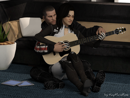 Music Without Words by kaymarierose