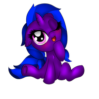 Commission: Kitty Chibi by WickedSilly