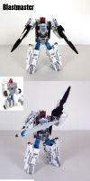 Micromaster Blastmaster by Unicron9