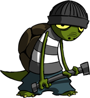 don't mess with turtleboy by bayareabuttcore
