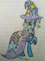 The Not So Great and Powerful Trixie by SummerDreamlp