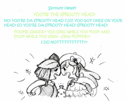 YOU SING WHILE YOU POOP AND POOP WHILE YOU SING!! by Ask-MusicPrincess3rd