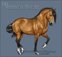 Archaic Wounds by Hazel-rah