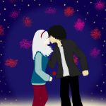 5th of November the night of their final kiss by xxTIGZxx