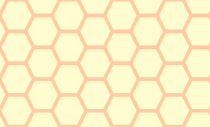 Honeycomb-219 (Cream n' Peaches) by Trapped-Echoes