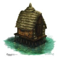 House project by DarkTime005