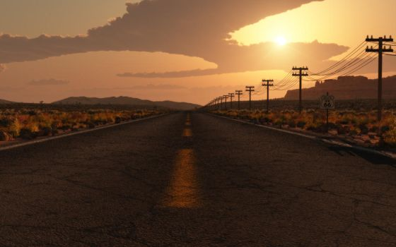 On the road again by relhom