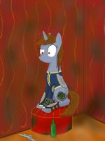 fallout equestria littlepip2 by patapon13