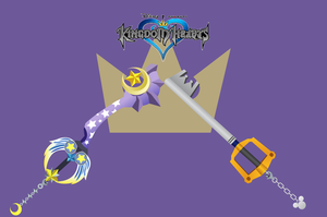 Two Cool Keyblades by starnova63