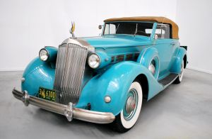 1937 Packard Super-Eight 1501 by GladiatorRomanus
