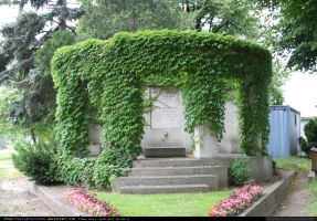 stock: Cemetery of Vienna 4 by elisafox-stock