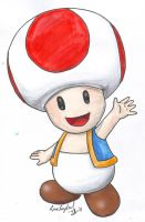 Toad by LARvonCL