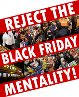Reject Black Friday by Party9999999