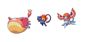 Free Pokefusion Adoptables by The-Insane-Puppeteer