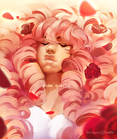 Rose Quartz by kub-e