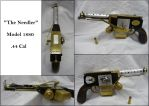 The Needler Pistol Model 1880 The Hatter's Special by Challenger70TA