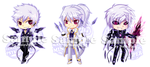 Elsword Key-ring Project: Add all class by noirjung