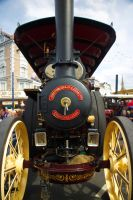 Traction Engine by L1am30