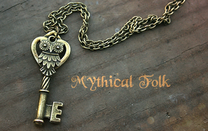 Free Necklace Giveaway by MythicalFolk
