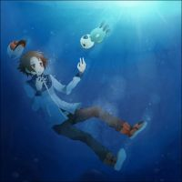 PKMN : TRAINER used DIVE by Suikka
